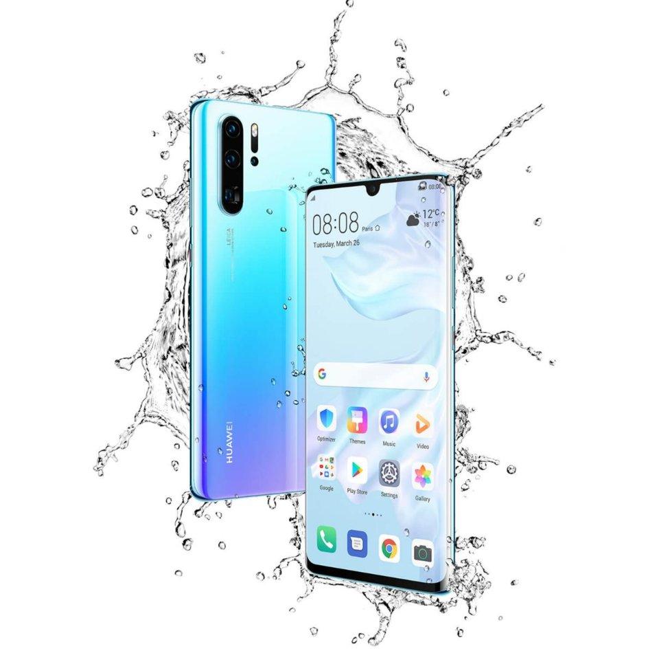 Huawei P30 Pro acusado de publicidad engañosa