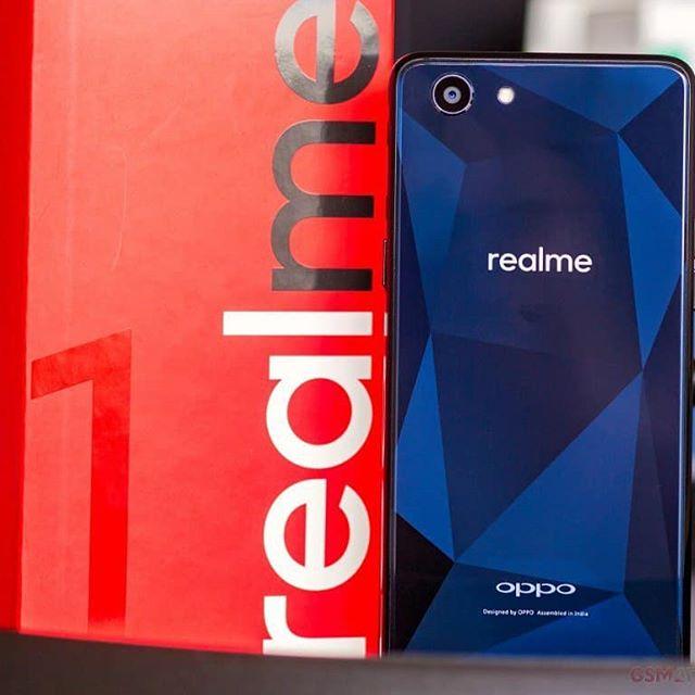 Realme llega a Europa para hacer frente a Xiaomi Redmi